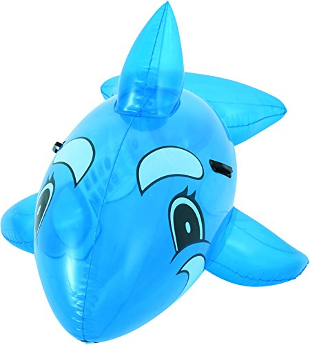 Preisvergleich Produktbild Bestway Schwimmtier Transparent Whale, 157x94 cm