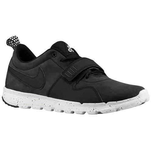 Nike Herren Trainerendor Skaterschuhe, Negro (Black/Black-Black), 39 EU