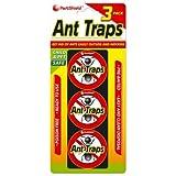 Lot de 3pièges à fourmis [E89720] édition clevaG7, durabilité incontestable