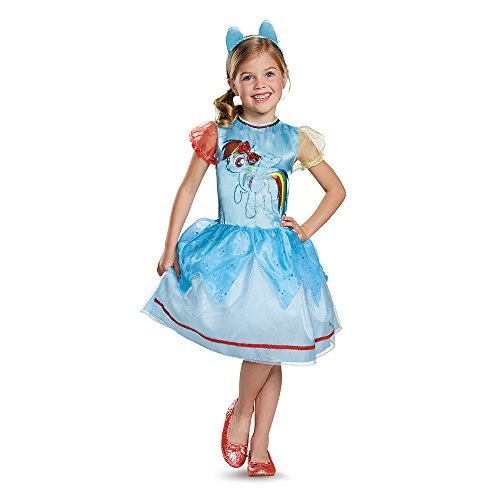 ow Dash Classic Child Costume Medium 7-8 (My Little Pony Halloween-kostüme)