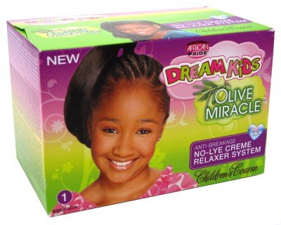 African Pride DreamKids Relaxer System Value pack Coarse