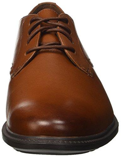 Timberland Arden Heights_Arden Heights Ox, Chaussures à Lacets Homme Marron - Braun (Saddletan Inca FG)