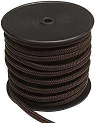 Commando de corde (Rouleau) Noir