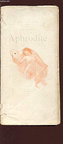 APHRODITE, moeurs antiques - Collection Edouard GUILLAUME