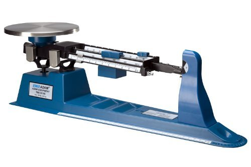 Adam Equipment TBB 610S Triple Beam Mechanical Balance, 610g Capacity, 0.1g Readability by Adam Equipment -