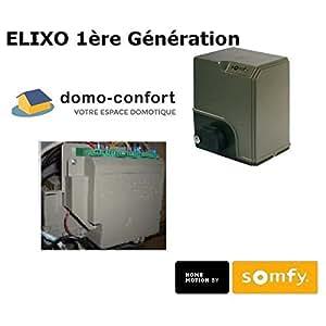 SOMFY - Electronique de remplacement pour moteur ELIXO 24V 1ère Génération (2012) Somfy - 1780818