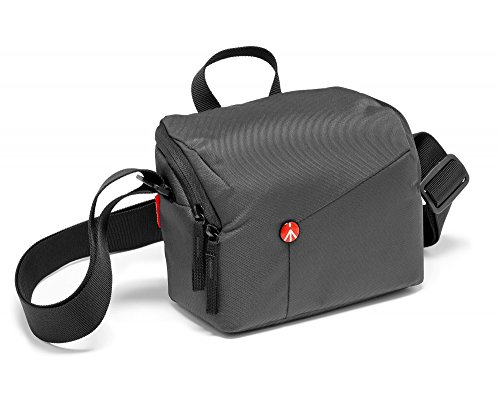 Manfrotto MFMBNX-SB-IGY-2 - Shoulder Bag NX Gris para CSC