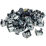 rackgold Zinc 10–32tuercas enjauladas Snap-In 25Pack USA–fabricado y garantía de por vida