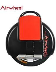 Airwheel X3 - Monociclo eléctrico (Negro-rojo)