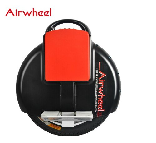 AIRWHEEL X3 - MONOCICLO ELECTRICO (NEGRO-ROJO)