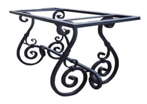 Basi In Ferro Per Tavoli Da Giardino.Dafnedesign Com Tavolo Da Giardino Con Piano Rettangolare 220 Cm X