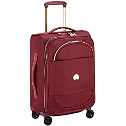 DELSEY Montrouge Maleta, 55 cm, 45 Liters, Rojo (Rouge)