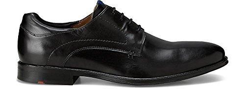 Lloyd Milan 1621300 Homme Chaussures À Lacets Noires