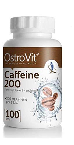 110 Tabletten (OSTROVIT Caffeine 200-110 Tabletten LIMITED)