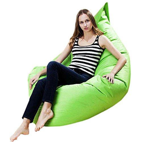 squarex Riesiger Sitzsack Kissen Indoor Outdoor Bett Relax Gaming Gamer Sitzsack
