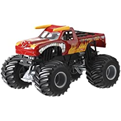 Hot Wheels Monster Jam El Toro Loco Die-Cast Vehicle, 1:24 Scale by Hot Wheels