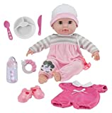 JC Toys Classic Baby Doll Gift Set