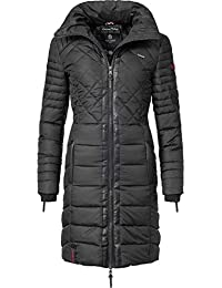 Navahoo Damen Winter-Mantel Steppmantel Ronin 5 Farben XS-XXL 4f9dabc994
