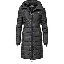 new styles 8f7f8 2d907 Suchergebnis auf Amazon.de für: Schwarzer Steppmantel für Damen
