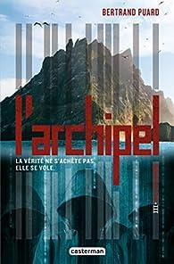 L'Archipel, tome 3 : Altitude par Bertrand Puard