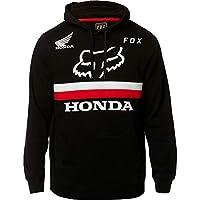 Fox Racing Honda Fleece Pullover Hoody Medium Blk