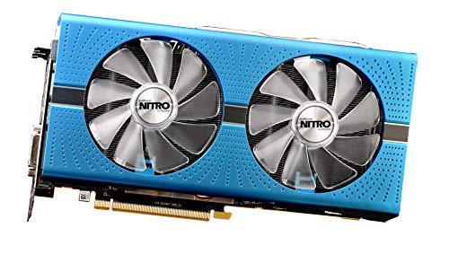 Sapphire Nitro+ Radeon RX 590 8GD5 Special Edition 8GB GDDR5 Grafikkarte - DVI/2x HDMI/2x DisplayPort