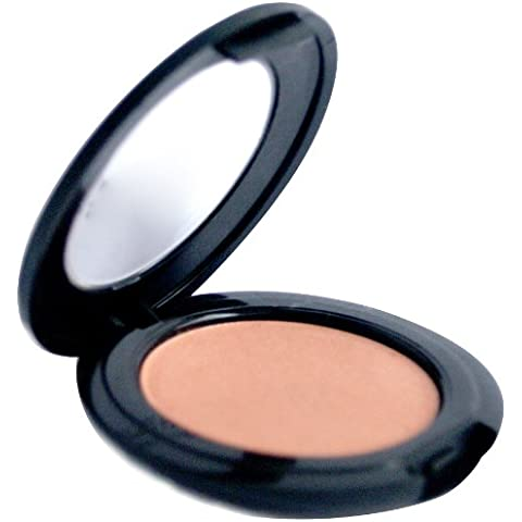 Maquillaje Doll Face Mineral Luz de Marfil Antecedentes Cutis 6 g