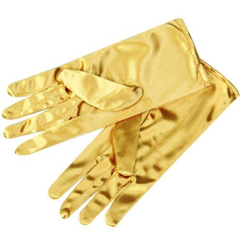 White.Black.Gold.Sliver Damen lange Satin-Clutch, Party, Hochzeit, Bälle, (World Party Kostüme)