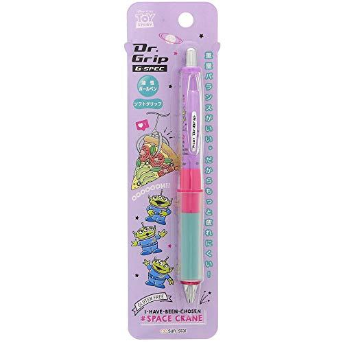 Disney Toystory Alien - Bolígrafo Grip G S4643577 - Gorra doble