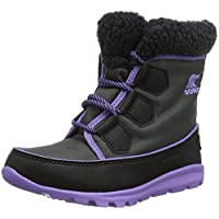 Sorel Children Unisex Boots, Youth Whitney Carnival