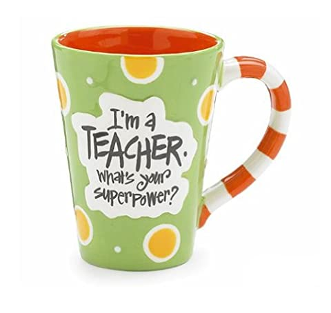 I'm A Teacher. What?s Your Superpower Mug