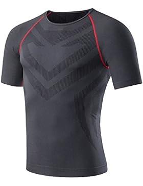 PDFGO Hombre Camisetas Deportes