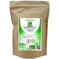 L- Arginin Base Pulver 500 Gramm - 100% ohne Zusatzstoffe - Bio Protect BV preisvergleich bei fajdalomcsillapitas.eu
