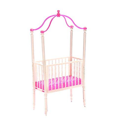 Cido Klein Süßes Baby Krippe Möbel Zubehör Für Barbie Girls Für Puppe
