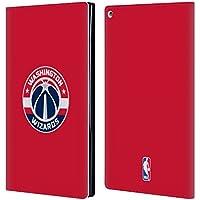 Oficial NBA Washington Wizards carcasa tipo Cartera de piel Para Amazon Kindle Fire