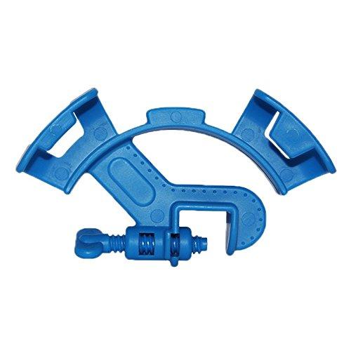 rpfeife Wasserröhren-Filtration Wasserschleifer Holder Fixiert Clip Fish Tank Schlauchhalter ()