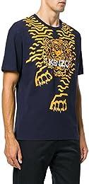 kenzo t shirt tiger uomo