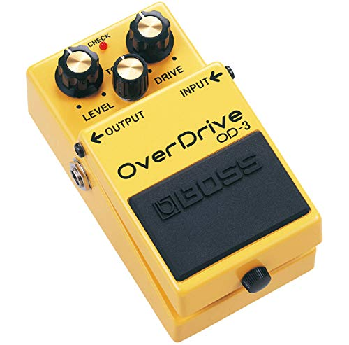 Boss OD-3 Overdrive Pedal (Boss Overdrive Pedal Guitar)