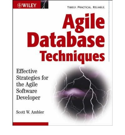 [(Agile Database Techniques: Effective Strategies for the Agile Software Developer)] [by: Scott W. Ambler]