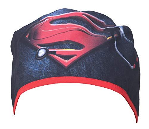 Gorro quirófano. Surgical cap. Superdoctor. Pelo