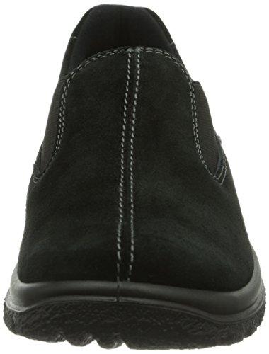 Ara Passau, Gore-tex Zapatos Cerrados Gore-tex Para Mujeres (negro (negro))