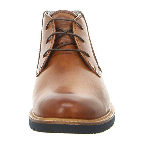 Daniel Hechter  811-38840-1100-6300, Chaussures de ville à lacets pour homme Marron