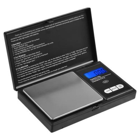 SHOPO'S DIGITAL 0.1 TO 500gm Note Book WEIGHING SCALE POCKET JEWELRY WEIGHING SCALE 0.01-500G