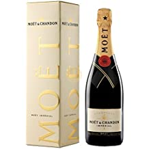 Moët & Chandon Imperial Brut Champagne with Gift Box, 75 cl