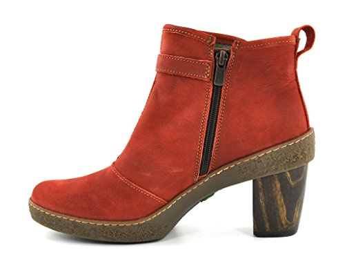 El Naturalista Damen Nf71 Pleasant Lichen Kurzschaft Stiefel Rot (Caldera)