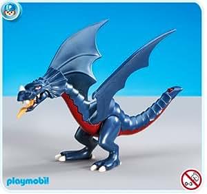 PLAYMOBIL® 7480 - Petit dragon bleu (article livré sans emballage)