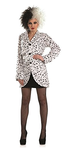 (LADIES DALMATIAN JACKET)