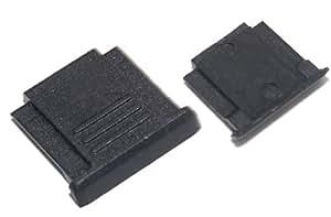 Cache griffe flash, cache sabot flash universel pour reflex CANON EOS 1100D 1000D 600D 500D, 450D, 400D, 30D.