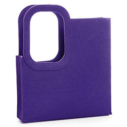 GBT Neue Dame-Art- und Weisehandtasche 2016 Purple