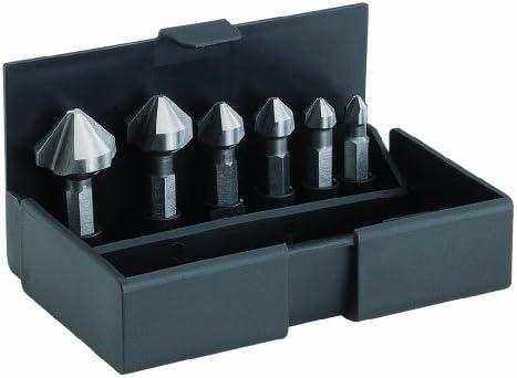 Volkel - Set di punte per svasatura 6,3-20,5 mm HSS, HSS, HSS, con manico esagonale 25, 20 cm | Sensazione Di Comfort  | Sulla Vendita  | Materiali Selezionati Con Cura  d5c0a1